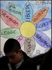 Articolo su Repubblica della Giornata della legalità 21/03/2012