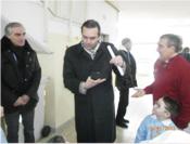 Visita del Sindaco De Magistris del 10 Febbraio 2012