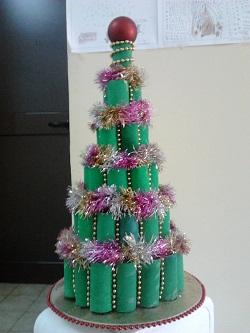 Natale a scuola virgilio 4 napoli for Addobbi natalizi per scuole materne
