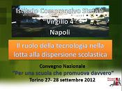 Il ruolo della tecnologia nella lotta alla dispersione scolastica-Torino, 27-28 Settembre 2012