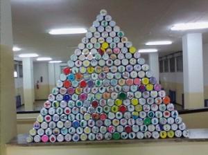 Natale alla scuola primaria virgilio 4 napoli for Addobbi scuola infanzia