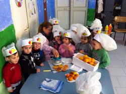 attività didattica scuola dell'infanzia lotto g: laboratorio di ... - Laboratorio Di Cucina